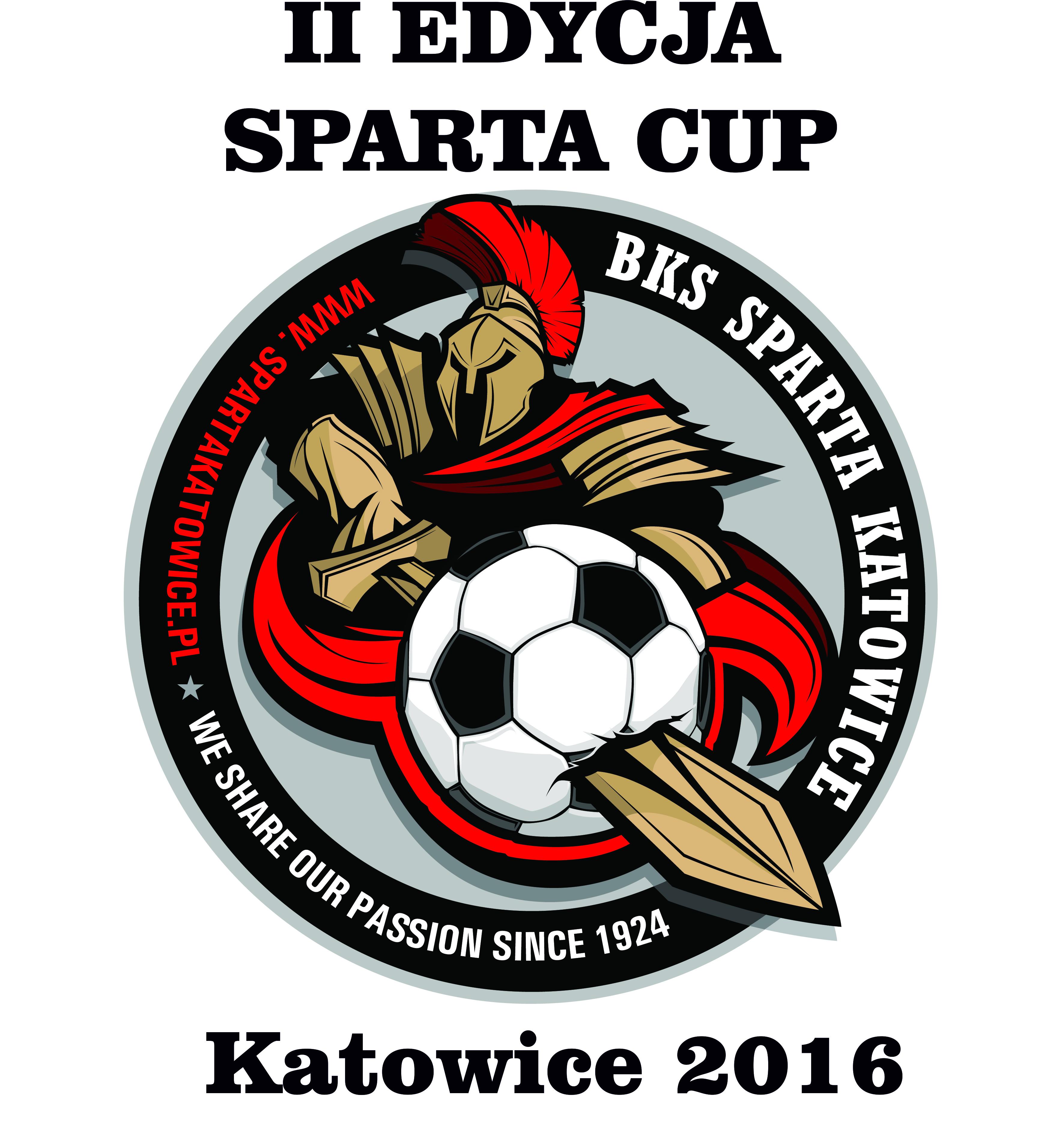 SPARTA CUP 2016! Zostań SPONSOREM!