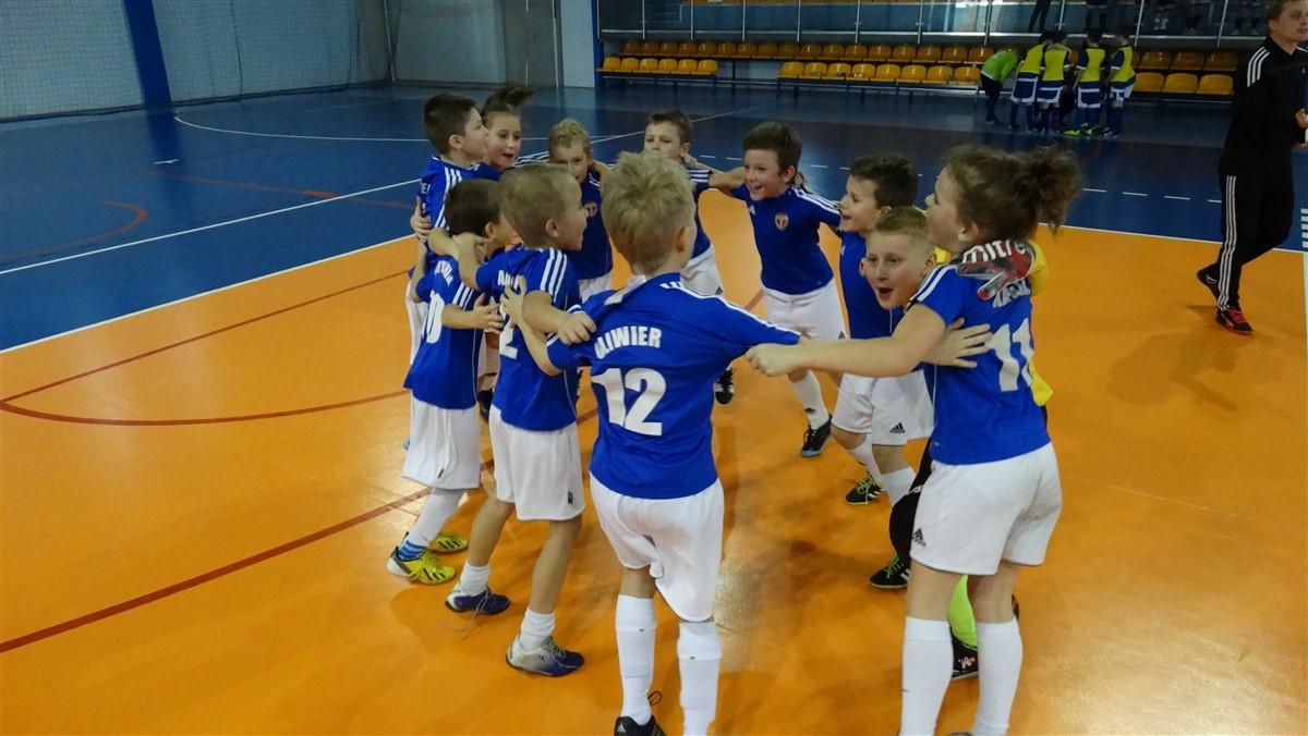 Sukcesy drużyny Żaków 2007