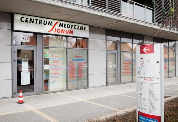Badania lekarskie – umowa z CM Signum