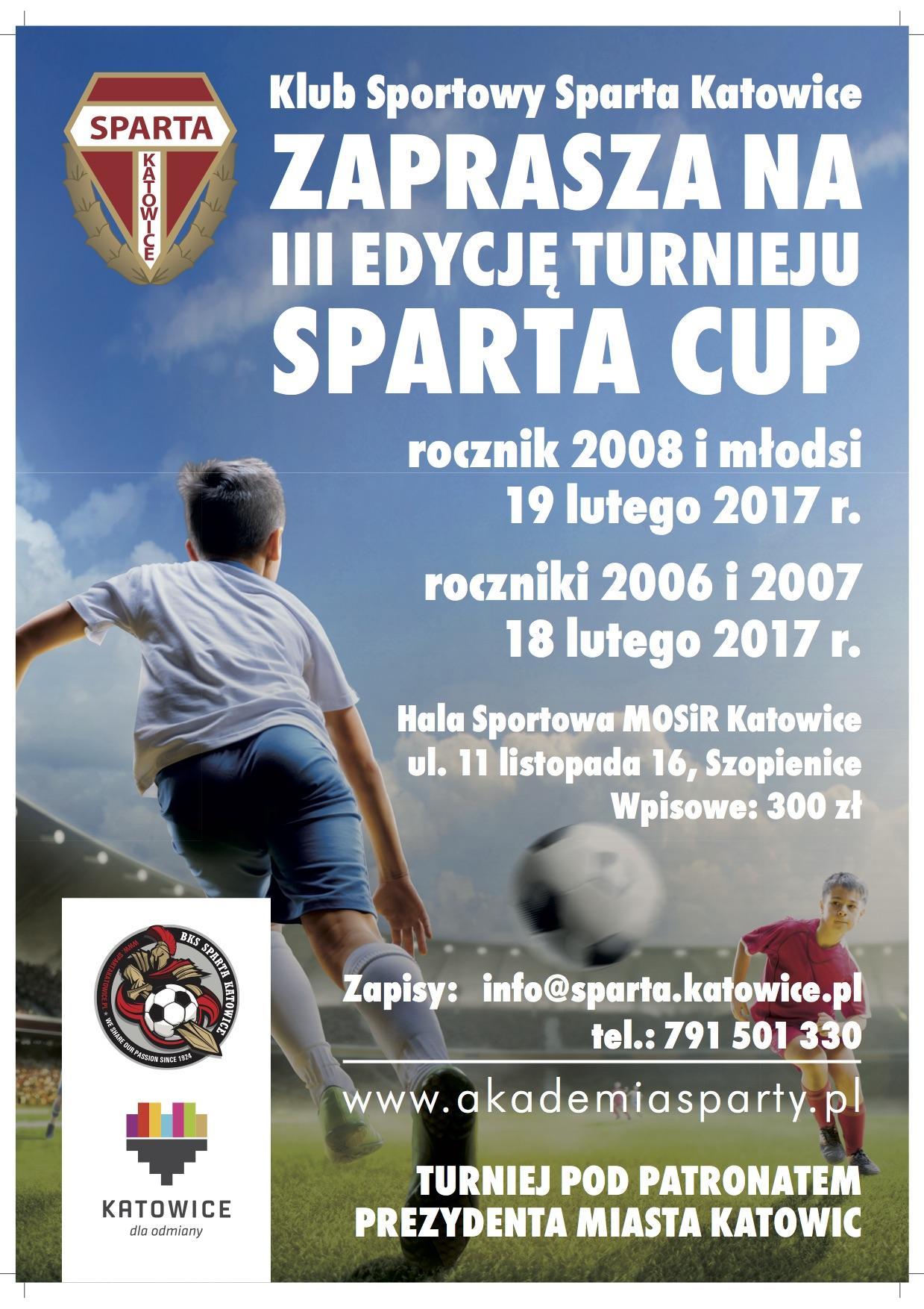 Sparta Cup 2017!