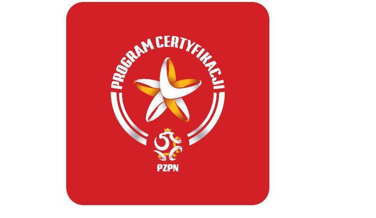 Certyfikacja PZPN dla Sparty Katowice!