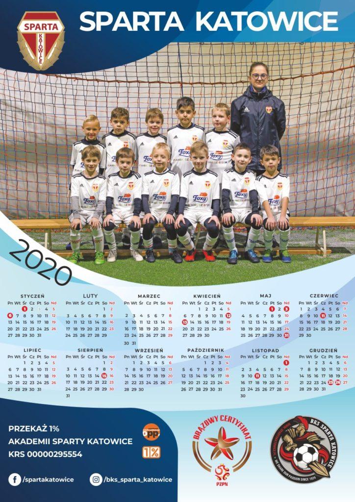 Kalendarze drużynowe